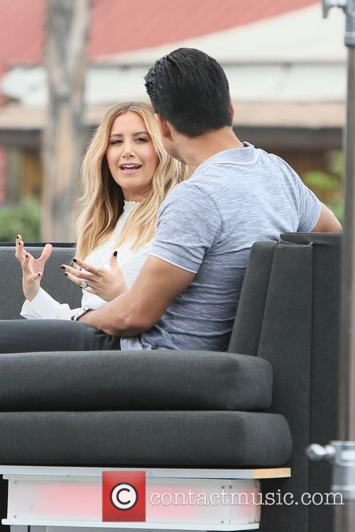 Ashley Tisdale and Mario Lopez 5