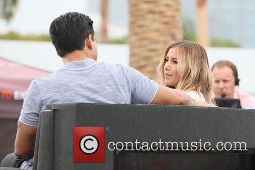 Ashley Tisdale and Mario Lopez 6