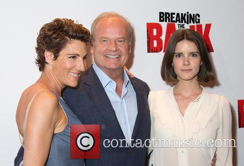 Tamsin Greig, Kelsey Grammer and Sonya Cassidy 8