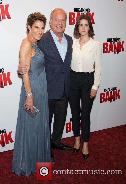 Tamsin Greig, Kelsey Grammer and Sonya Cassidy 9