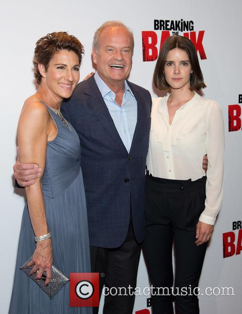 Tamsin Greig, Kelsey Grammer and Sonya Cassidy 10