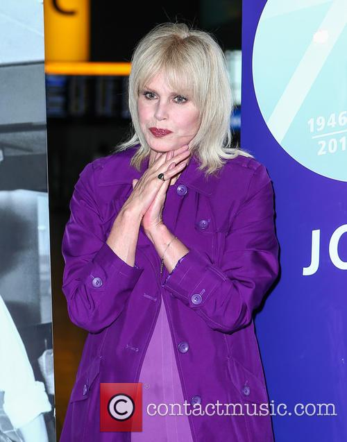 Joanna Lumley Thinks Women Should Take Wolf-whistling As