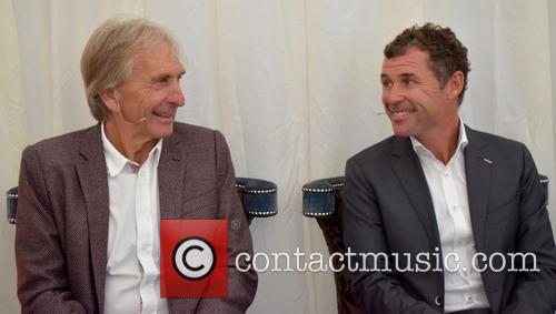 Derek Bell and Tom Kristensen 4