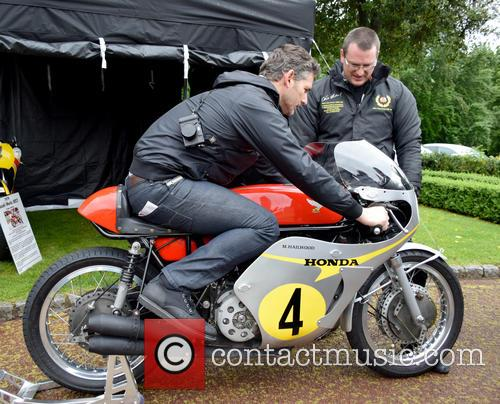 Eric Bana and David Hailwood 7