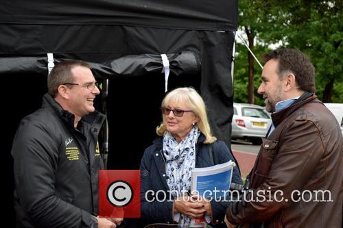 Robert Connolly, Pauline Hailwood and David Hailwood