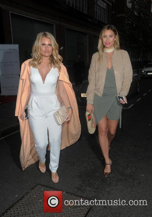 Danielle Armstrong and Ferne Mccann 3