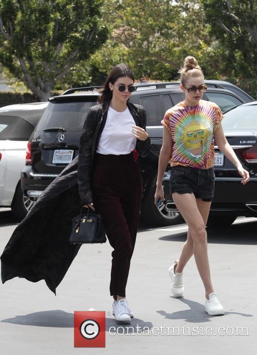 Kendall Jenner and Gigi Hadid 3