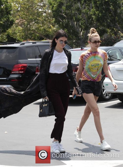 Kendall Jenner and Gigi Hadid 6