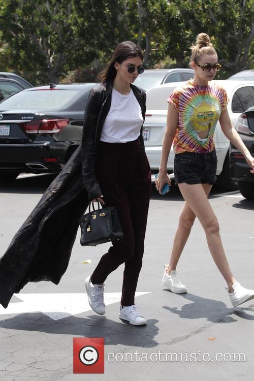 Kendall Jenner and Gigi Hadid 8