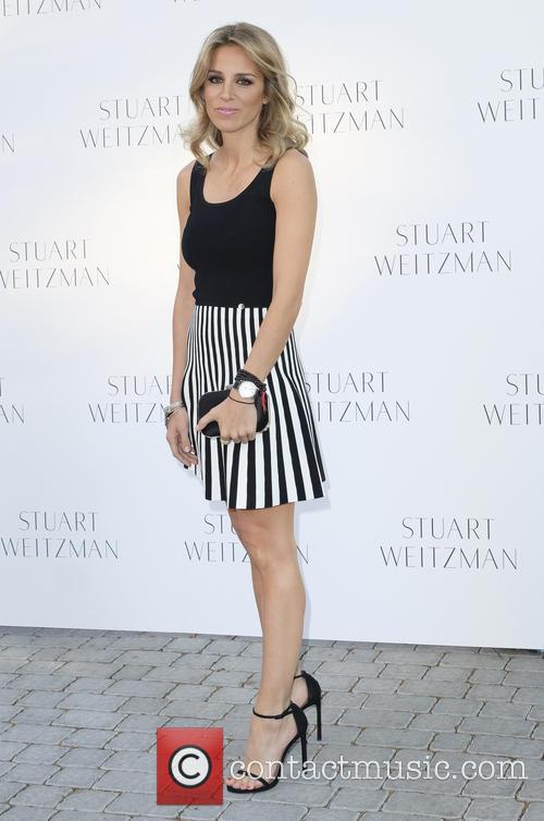 Stuart Weitzman's party at the US Embassy in...