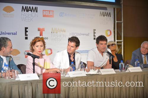 Demo, Agatha Ruiz De La Prada, Julio Iranzo, Antonio Banderas, Barbara Hulanicki and Tomas Regalado 6