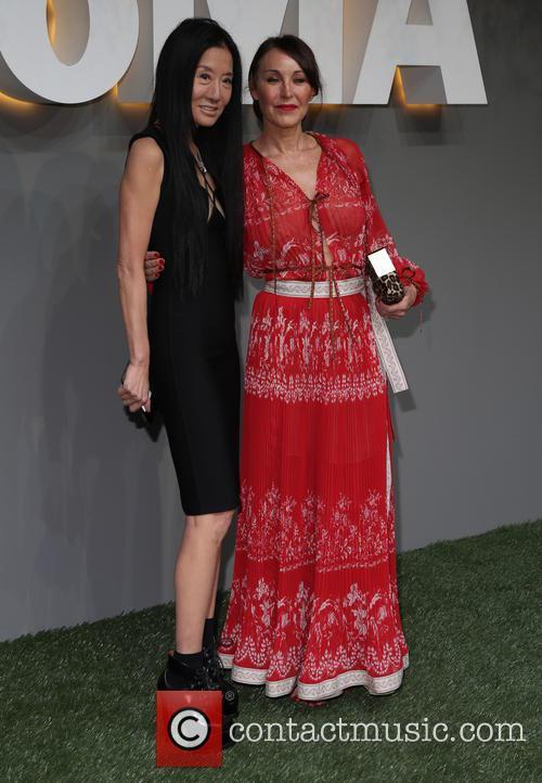 Vera Wang and Tamara Mellon 2