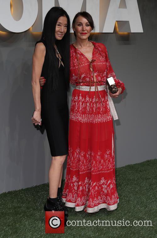 Vera Wang and Tamara Mellon 3