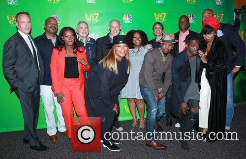 Queen Latifah, Ne-yo, Shanice Williams, David Alan Grier and Elijah Kelley