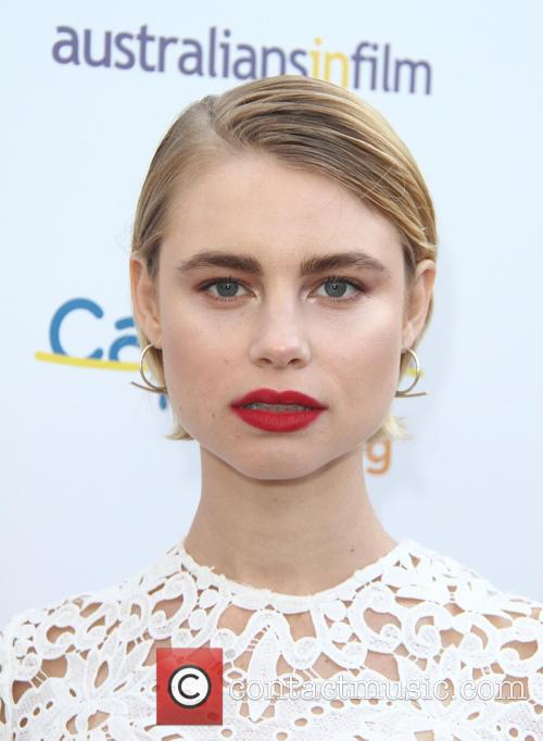 Lucy Fry 3