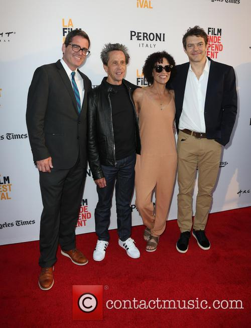 Josh Welsh, Brian Grazer, Stephanie Allain and Jason Blum 1
