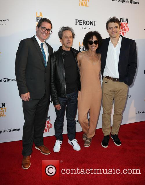 Josh Welsh, Brian Grazer, Stephanie Allain and Jason Blum 2