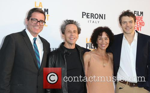 Josh Welsh, Brian Grazer, Stephanie Allain and Jason Blum 5