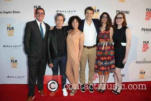 Josh Welsh, Brian Grazer, Stephanie Allain, Jason Blum and Guests 7