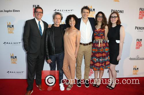 Josh Welsh, Brian Grazer, Stephanie Allain, Jason Blum and Guests 8
