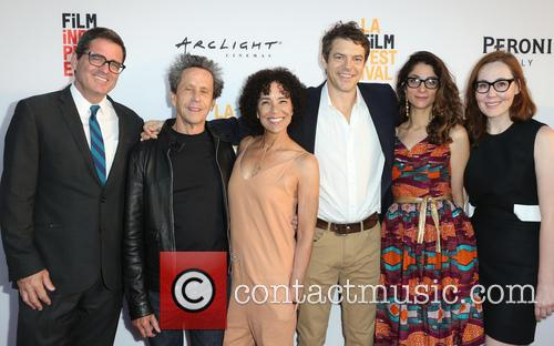 Josh Welsh, Brian Grazer, Stephanie Allain, Jason Blum and Guests 9