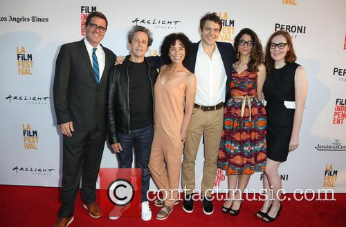 Josh Welsh, Brian Grazer, Stephanie Allain, Jason Blum and Guests 10