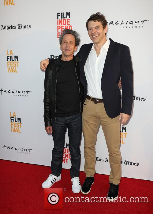 Brian Grazer and Jason Blum 3