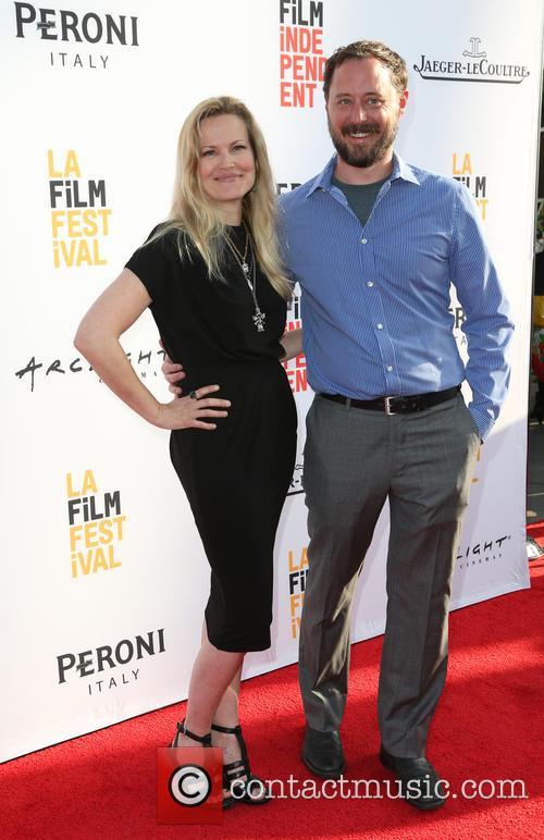 Dorie Barton and David K. Wilson 2