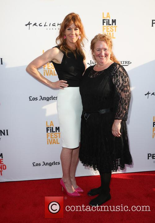 Kate Nowlin and Rusty Schwimmer 3