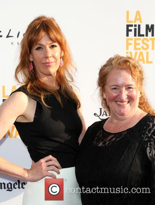 Kate Nowlin and Rusty Schwimmer 4