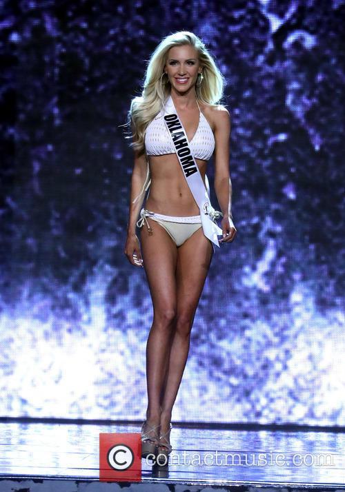 Miss Oklahoma and Taylor Dawn Gorton 1