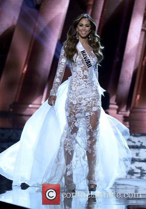 Miss Hawaii and Chelsea Hardin 2