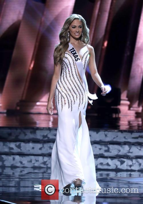 Miss Texas and Daniella Rodriquez 2
