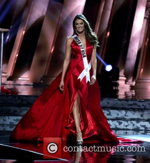 Miss 52 Usa and Alexandra Miller 2