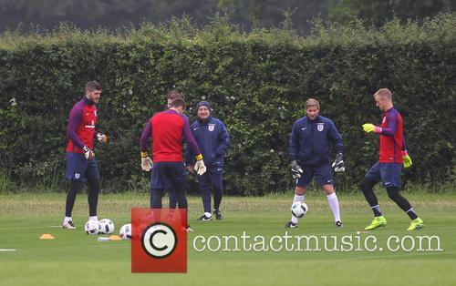 Joe Hart, Fraser Forster and Tom Heaton 1