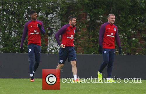 James Milner, Marcus Rashford and Wayne Rooney 2