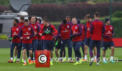 England Squad 1