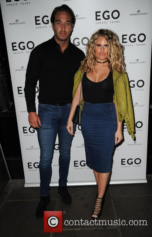 Danielle Armstrong and James Locke 1