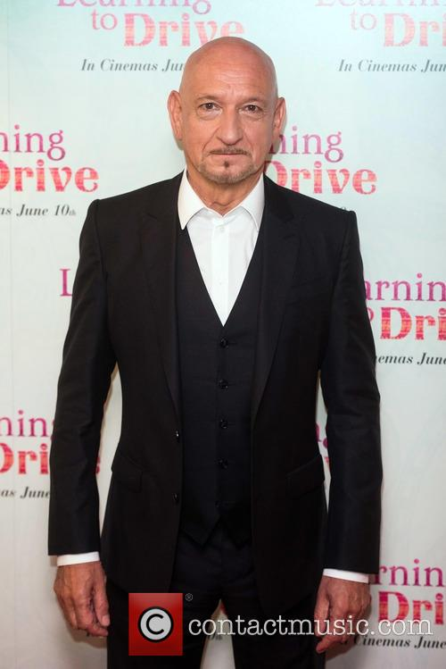 Sir Ben Kingsley 1