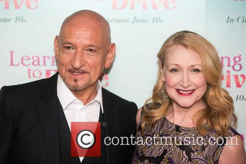 Patricia Clarkson and Sir Ben Kingsley 11