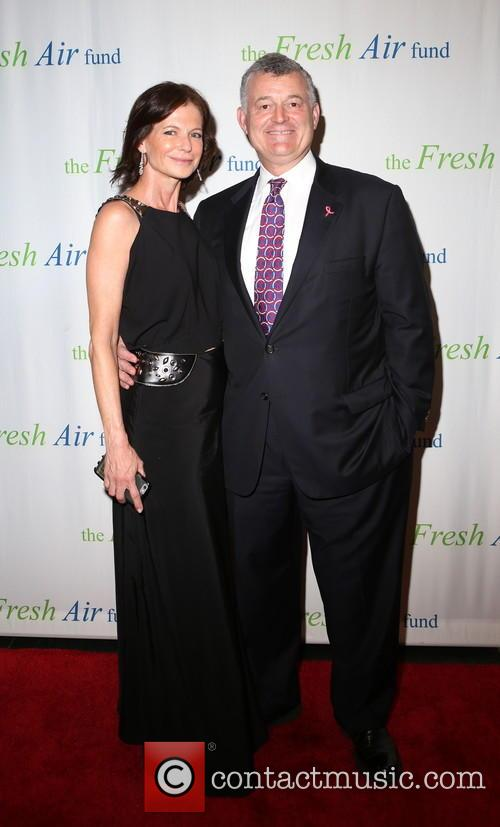 Laurie Tritsch and William P. Lauder 1