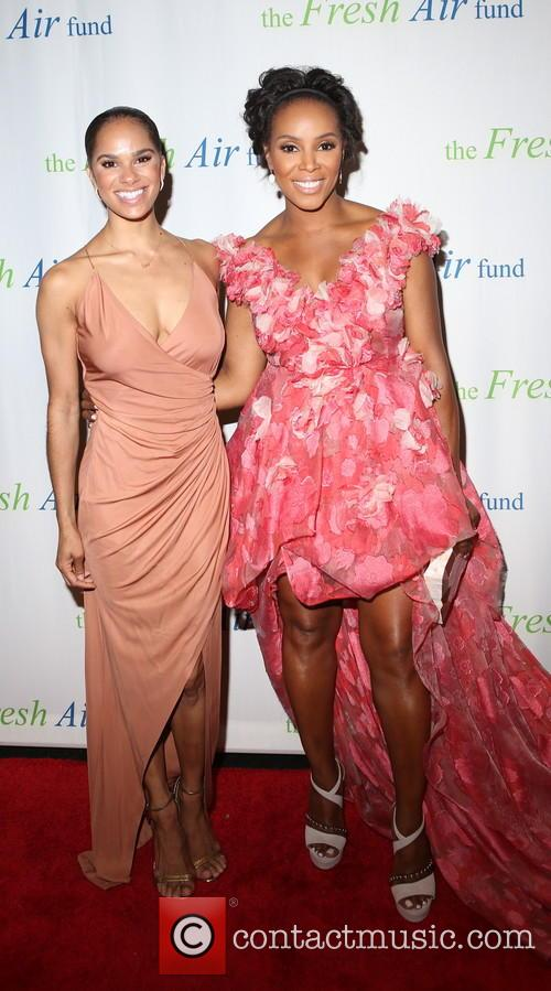 Misty Copeland and June Ambrose 2
