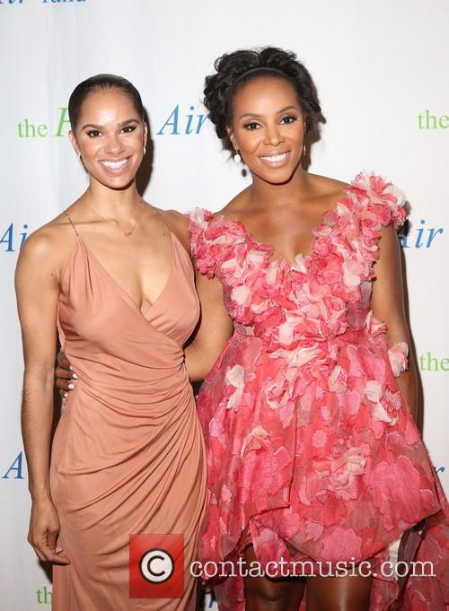 Misty Copeland and June Ambrose 3