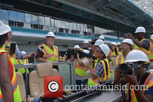 Bill Senn Sr Vice President Stadium Renovation 1