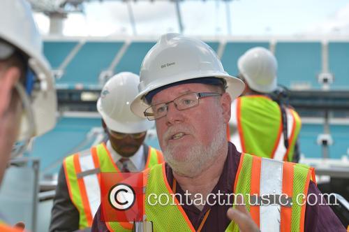 Bill Senn Sr Vice President Stadium Renovation 2