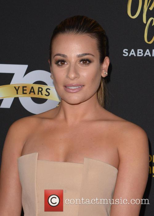 Lea Michele Reveals New 'Finn' Tattoo Honouring Cory Monteith's Memory