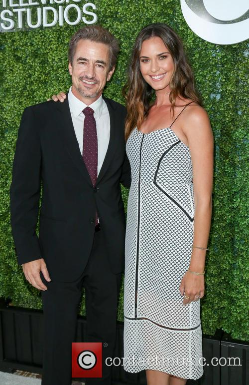 Dylan Mcdermott and Odette Annable 8