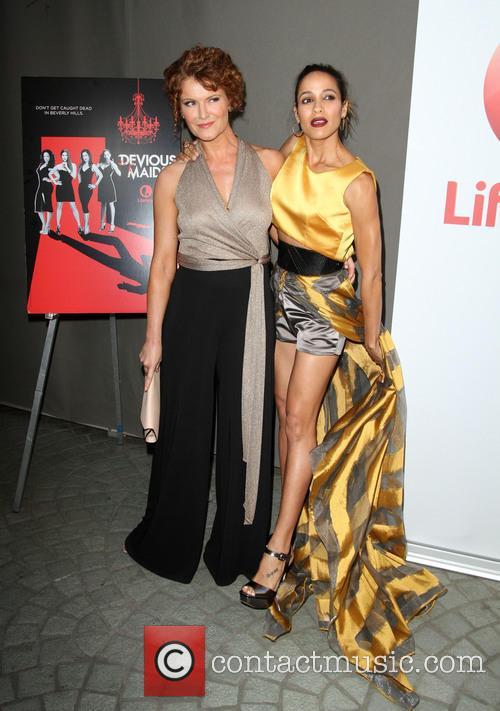 Rebecca Wisocky and Dania Ramirez 2