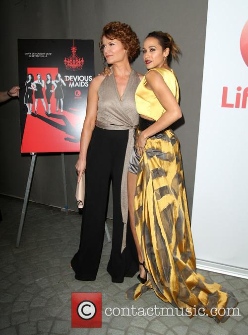 Rebecca Wisocky and Dania Ramirez 3