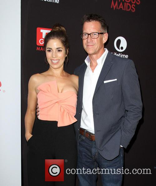 Ana Ortiz and James Denton 3